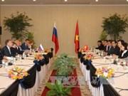 越南俄罗斯政府间委员会第20次会议召开