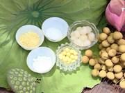 桂圆莲子汤——夏季非吃不可的饮品