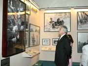 """""""越南战争(1945-1975年)""""展会拉开序幕"""