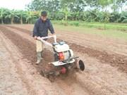 农民发明家的多功能农业机