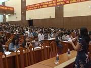 岘港市志愿者将成为亲善使者  推介越南国家形象