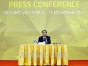 2017年APEC高官总结会议在岘港市闭幕