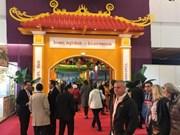 越南参加法国第戎国际美食博览会
