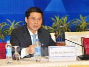 越南与比利时两国外交部政治磋商在河内举行