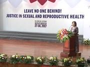 第九届亚太地区性和生殖健康及权利大会拉开序幕