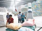 越南中标向韩国出口1.1万余吨大米