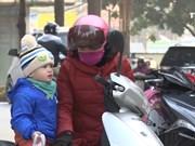 越南北部和中部地区继续遭低温寒冷天气袭击
