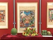 中国—越南传统年画联展弘扬越中传统文化精髓