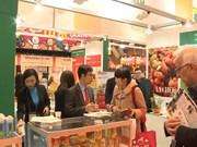 """越南在日本千叶国际食品与饮料展推介""""越南食品""""品牌"""