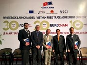 2018年欧盟驻越南工商会白皮书在胡志明市正式公布