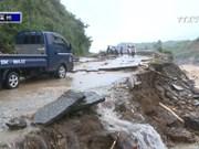 北部山区暴雨洪水灾害导致巨大人员与财产损失