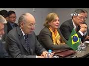 王廷惠出席越南巴西企业家论坛