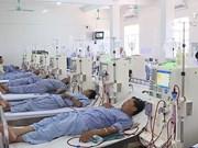南定省海后县努力创建文明和谐医院