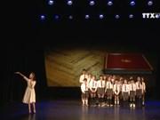 英国音乐剧《玛蒂尔达》首次亮相河内