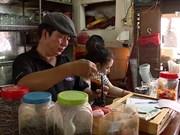 河内街头咖啡文化