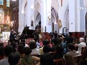 河内大教堂举办免费交响乐会  拉近观众与古典音乐的距离