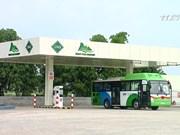 河内市环保巴士广泛运用仍遇到困难