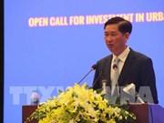 胡志明市为17个内防涝项目吸引投资