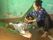 越南橙毒剂受害者应得到社会更多的关怀