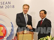 范平明指导世界经济论坛东盟峰会准备工作