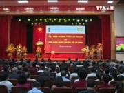 陈大光主席:河内百科(理工)大学在科技研究领域发挥先行作用