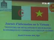 深化越南与阿尔及利亚经贸合作关系