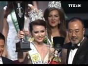 越南佳丽在2016环球皇后选美国际总决赛夺冠