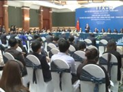 越中人民友好见面会在河内举行