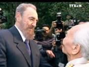越古两国继续巩固团结  强化全面合作