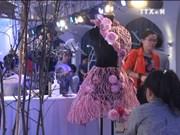 岘港国际花卉节:花卉创意艺术作品亮相
