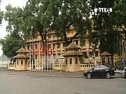 越南外交部总部被列入国家级遗迹名录