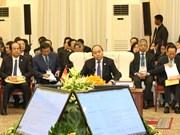 进一步促进越老柬三国合作深入且有效发展