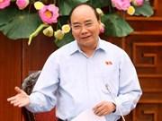阮春福总理启程赴柬出席第九届柬老越三角开发区峰会