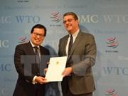 世贸组织总干事高度评价越南经济社会发展成就