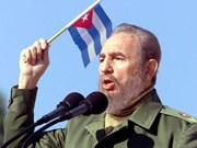 古巴革命领袖菲德尔·卡斯特罗逝世