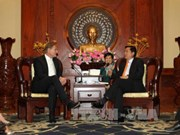 胡志明市与德国莱比锡市加强合作