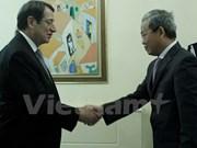 促进越南与塞浦路斯的合作关系