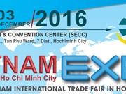 520家企业参加2016年第14届越南国际贸易展销会