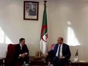越南经济推介会在阿尔及利亚瓦赫兰市举行