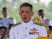 泰国新国王拉玛十世登基