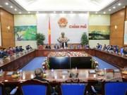 越南政府副总理张和平会见北江省少数民族代表人士参观团