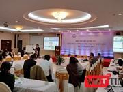 越南为参加报道2017年亚太经合组织系列会议重大事件的媒体记者进行技能培训