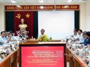 越南政府常务副总理张和平视察新山一国际航空港航空安全保障工作