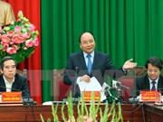 阮春福总理:将越池市打造成为追本溯源的节庆城市