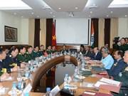 防务合作已成为越印两国全面战略伙伴关系中的重要支柱