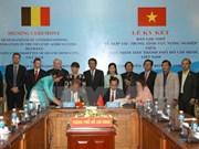 比利时布鲁塞尔法兰德斯大区代表团赴越寻找投资合作商机
