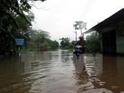 越南中部各省多措并举应对强降雨及洪灾袭击
