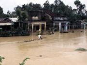 政府总理责成中部各省抓紧展开救灾和灾后恢复重建工作