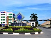 越南-新加坡工业区引资额达90亿美元