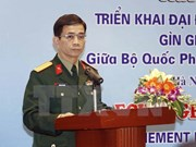 越南与法国举行会议  分享参与联合国维和行动经验